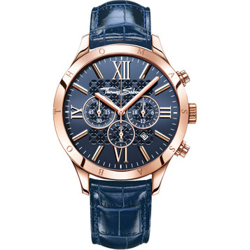 THOMAS SABO Rebel Urban Chronograph WA0211 – Bild 1