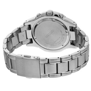 SEIKO Solar Alarm Chronograph SSC085P1 – Bild 3