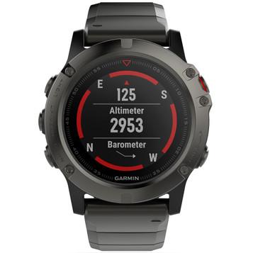 GARMIN fēnix® 5X Saphir GPS Multisport Smartwatch 010-01733-03 – Bild 1