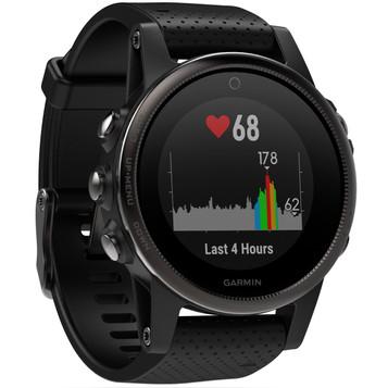 GARMIN fenix® 5S Saphir GPS Multisport Smartwatch 010-01685-11 – Bild 6