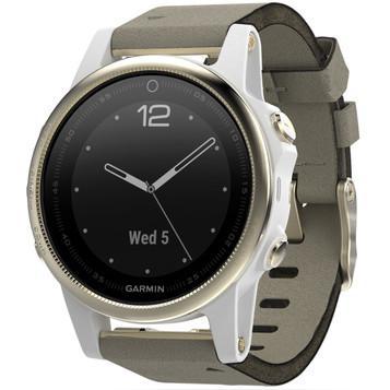 GARMIN fenix® 5S Saphir GPS Multisport Smartwatch 010-01685-13 – Bild 6