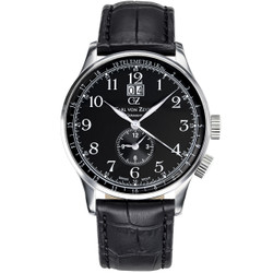 Carl von Zeyten Etterlin Dual Time Quarzuhr CVZ0006BK