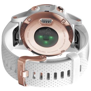 GARMIN fenix® 5S Rosé Saphir GPS Multisport Smartwatch 010-01685-17 – Bild 6