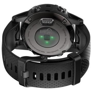 Retourenware- GARMIN fenix® 5S Saphir GPS Multisport Smartwatch 010-01685-11 – Bild 4