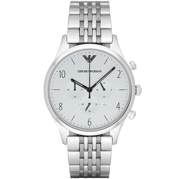 EMPORIO ARMANI Classic Watch Chronograph AR1879 – Bild 1