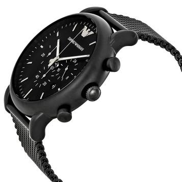 EMPORIO ARMANI Classic Watch Chronograph AR1968 – Bild 2