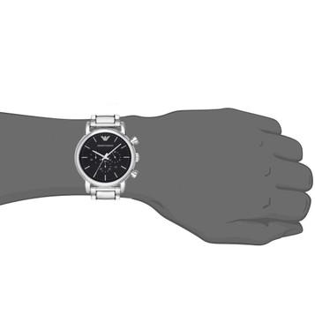 EMPORIO ARMANI Classic Watch Chronograph AR1894 – Bild 4
