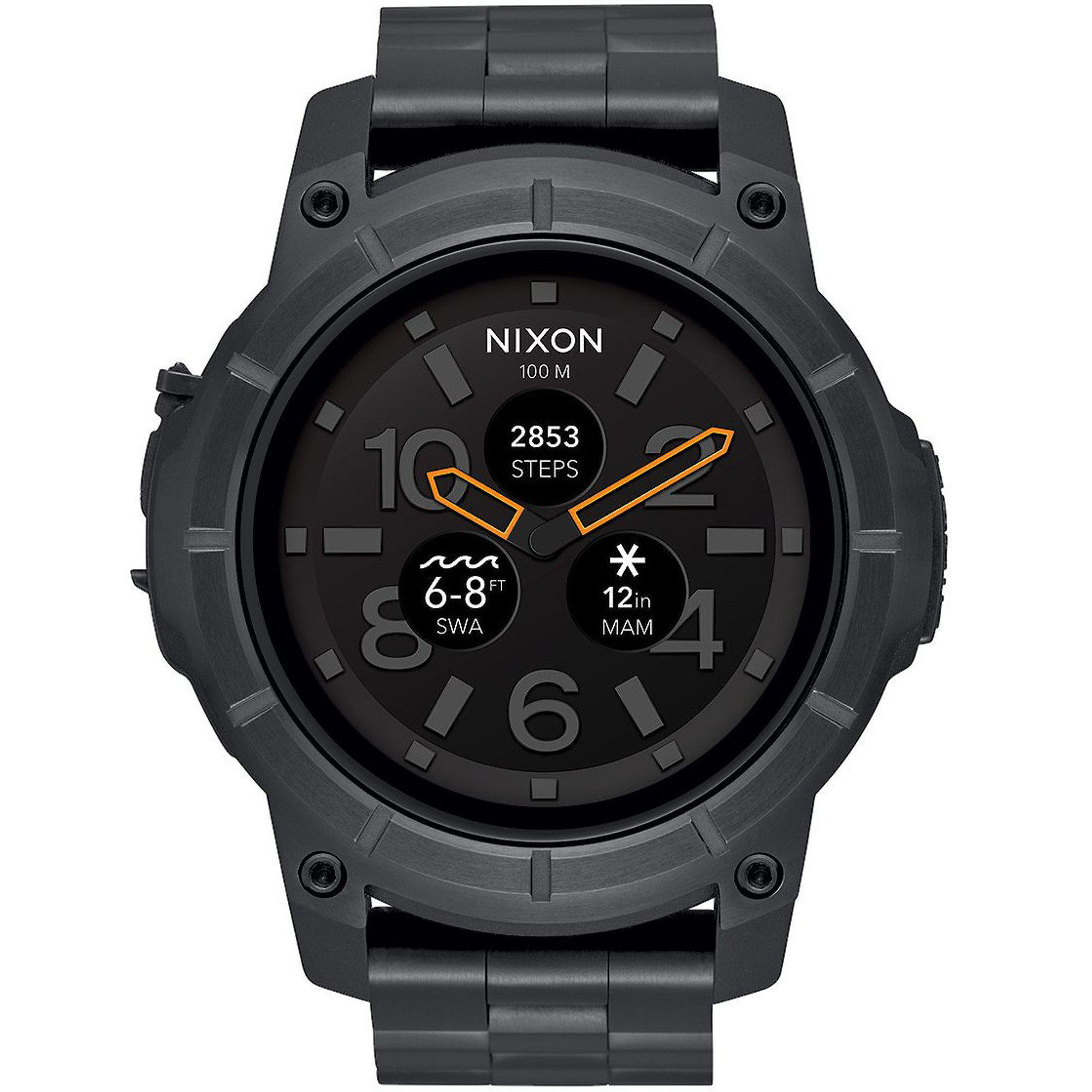 NIXON Mission SS Smartwatch A1216-000-00