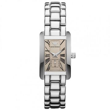 EMPORIO ARMANI Classic Watch Damenuhr AR0172 – Bild 1