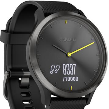 GARMIN vívomove HR Hybrid Smartwatch 010-01850-01 – Bild 3