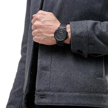 EMPORIO ARMANI Classic Watch Chronograph AR2498 – Bild 5