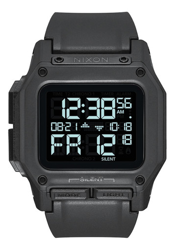 NIXON Regulus All Black A1180-001-00 – Bild 1