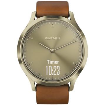 GARMIN vívomove™ HR Premium Hybrid Smartwatch 010-01850-05 – Bild 1