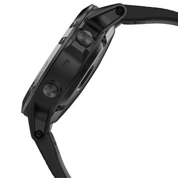 GARMIN fenix 5 Saphir Performer-Bundle GPS Multisport Smartwatch 010-01688-32 – Bild 3