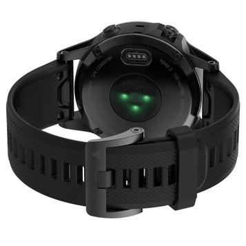 GARMIN fenix 5 Saphir Performer-Bundle GPS Multisport Smartwatch 010-01688-32 – Bild 5