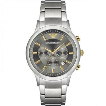 EMPORIO ARMANI Classic Watch Chronograph AR11047 – Bild 1