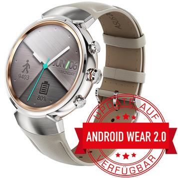 RETOUREN WARE - Asus Zenwatch 3 Smartwatch WI503Q-2LBGE0001 – Bild 2