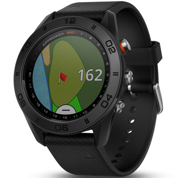 RETOUREN WARE - GARMIN Approach® S60 Golf Smartwatch 010-01702-00 – Bild 2