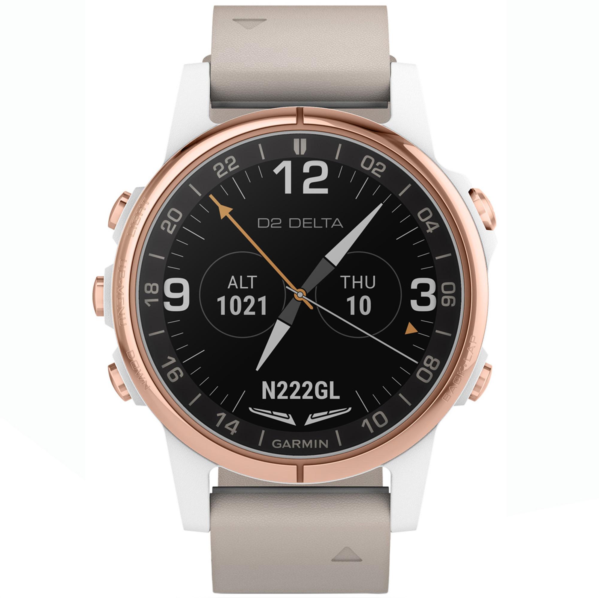 GARMIN D2 Delta S Aviator GPS Smartwatch 010-01987-31