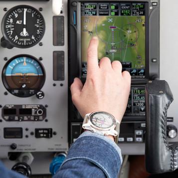 GARMIN D2 Delta S Aviator GPS Smartwatch 010-01987-31 – Bild 8