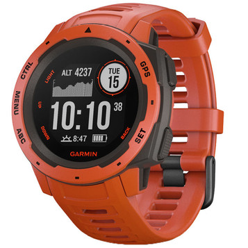GARMIN Instinct™ Outdoor Smartwatch 010-02064-02 – Bild 2