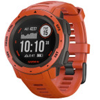 GARMIN Instinct™ Flame Red Outdoor Smartwatch 010-02064-02