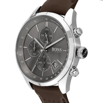 HUGO BOSS Grand Prix Quarz Chronograph 1513476 – Bild 2