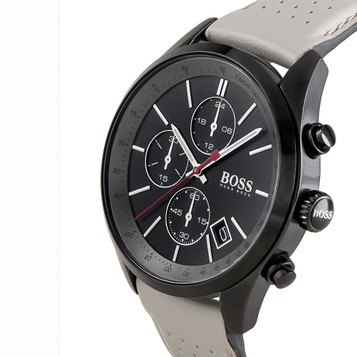 HUGO BOSS Grand Prix Quarz Chronograph 1513562 – Bild 2