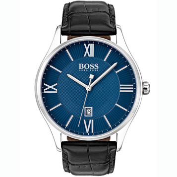 HUGO BOSS Governor Quarz Armbanduhr 1513553 – Bild 1