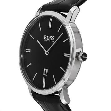 RETOUREN WARE - HUGO BOSS Tradition Classic Quarz Armbanduhr 1513460 – Bild 2