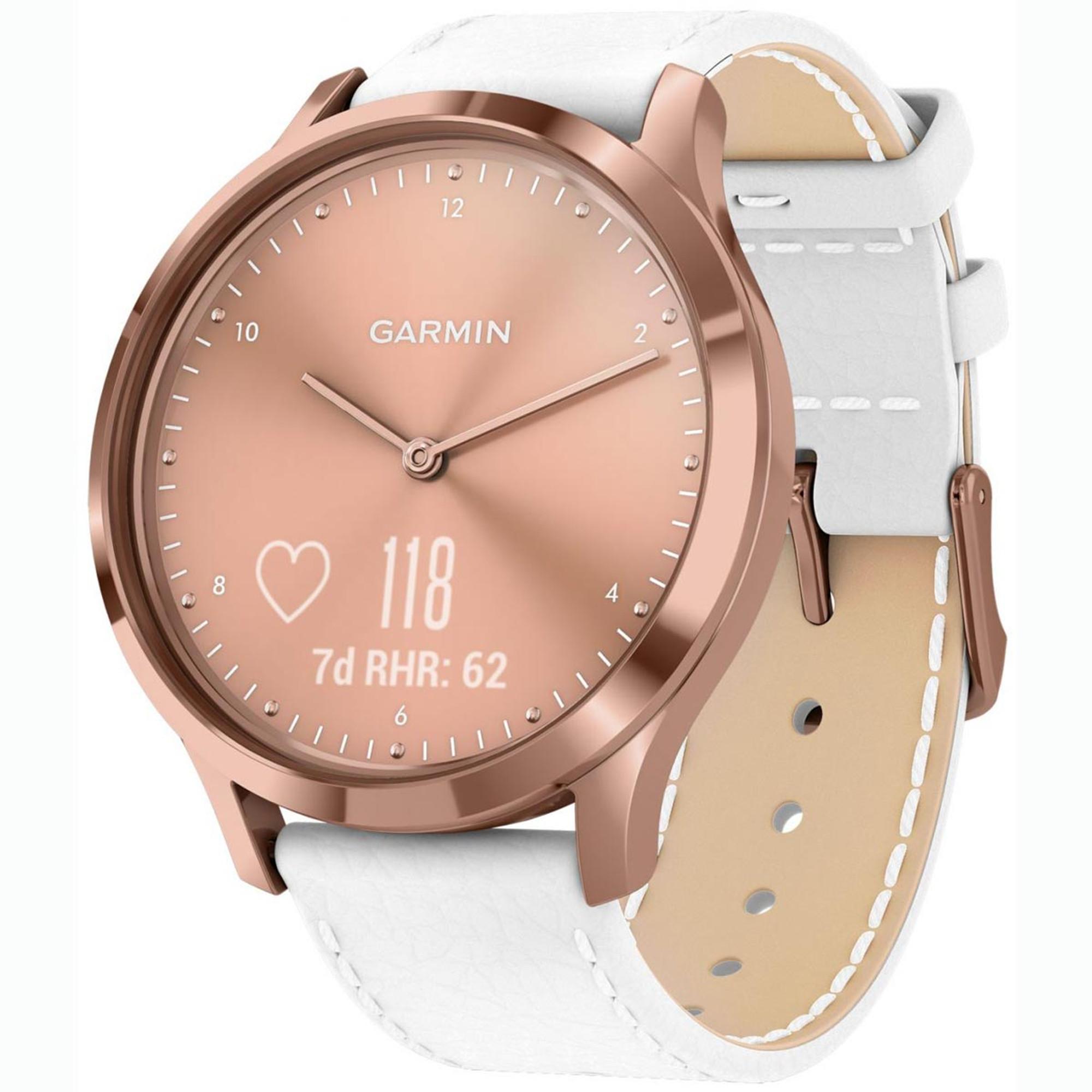 GARMIN vívomove HR Premium Hybrid Smartwatch 010-01850-AB