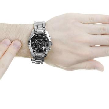 RETOURE WARE - EMPORIO ARMANI Classic Watch Chronograph AR0673 – Bild 3