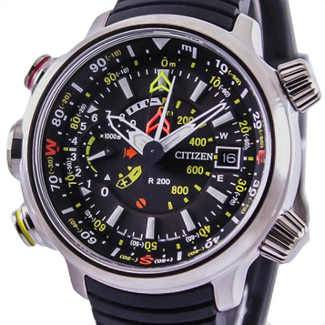 CITIZEN Promaster Land Altichron BN4021-02E – Bild 2