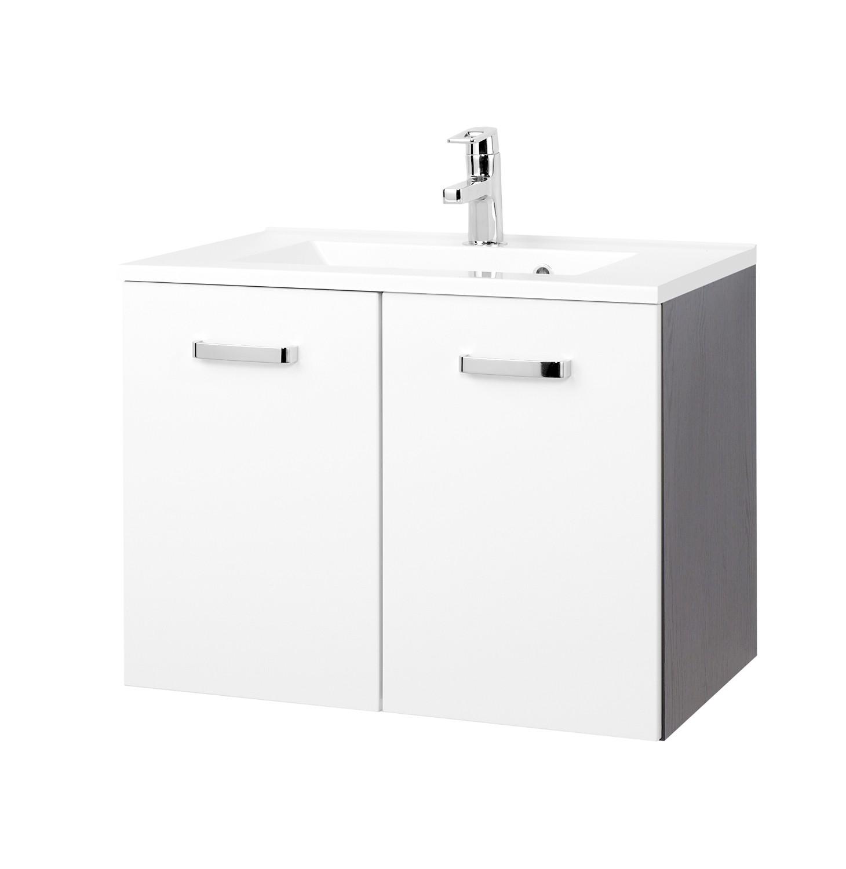 waschtischunterschrank 70 cm waschbecken mit unterschrank
