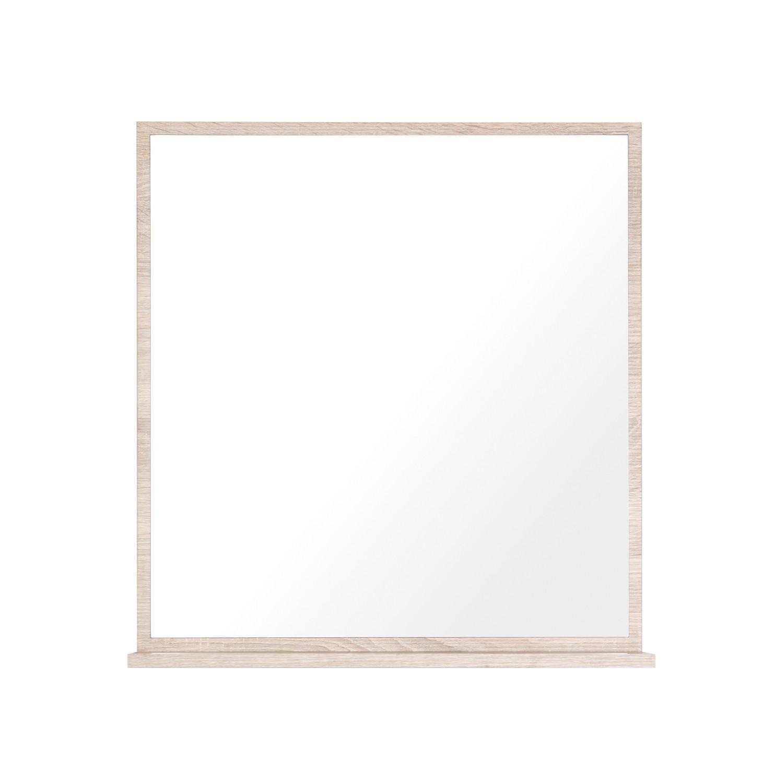 bad spiegel ohio 60 cm breit eiche sonoma bad