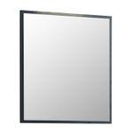 Bad-Spiegel MONTREAL - 60 cm breit - Grau