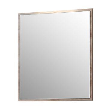 Bad-Spiegel MONTREAL - 60 cm breit - Buche