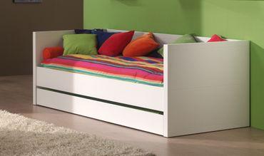 Kojenbett LARA - Liegefläche 90 x 200 cm - Weiß