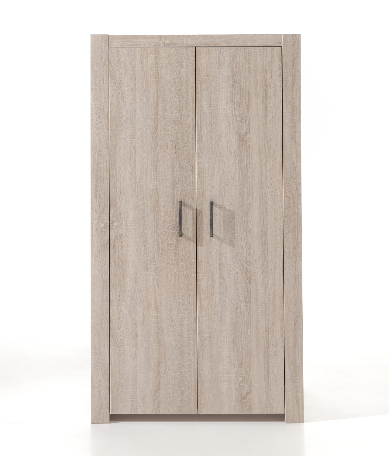 kleiderschrank aline 2 t rig eiche sonoma sonoma. Black Bedroom Furniture Sets. Home Design Ideas