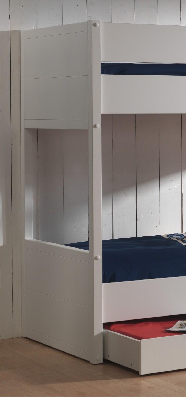 jugendzimmer lara komplett mit etagenbett bettschublade und kleiderschrank 3 t rig kinder. Black Bedroom Furniture Sets. Home Design Ideas