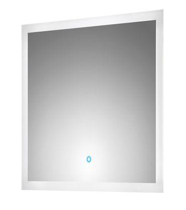 Bad-Spiegel LEVIA - mit LED-Touch-Steuerung - 70 cm breit - Weiß