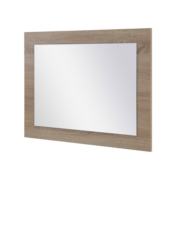Spiegel lake 70 cm breit eiche sonoma wohnen spiegel for Spiegel 20 cm breit