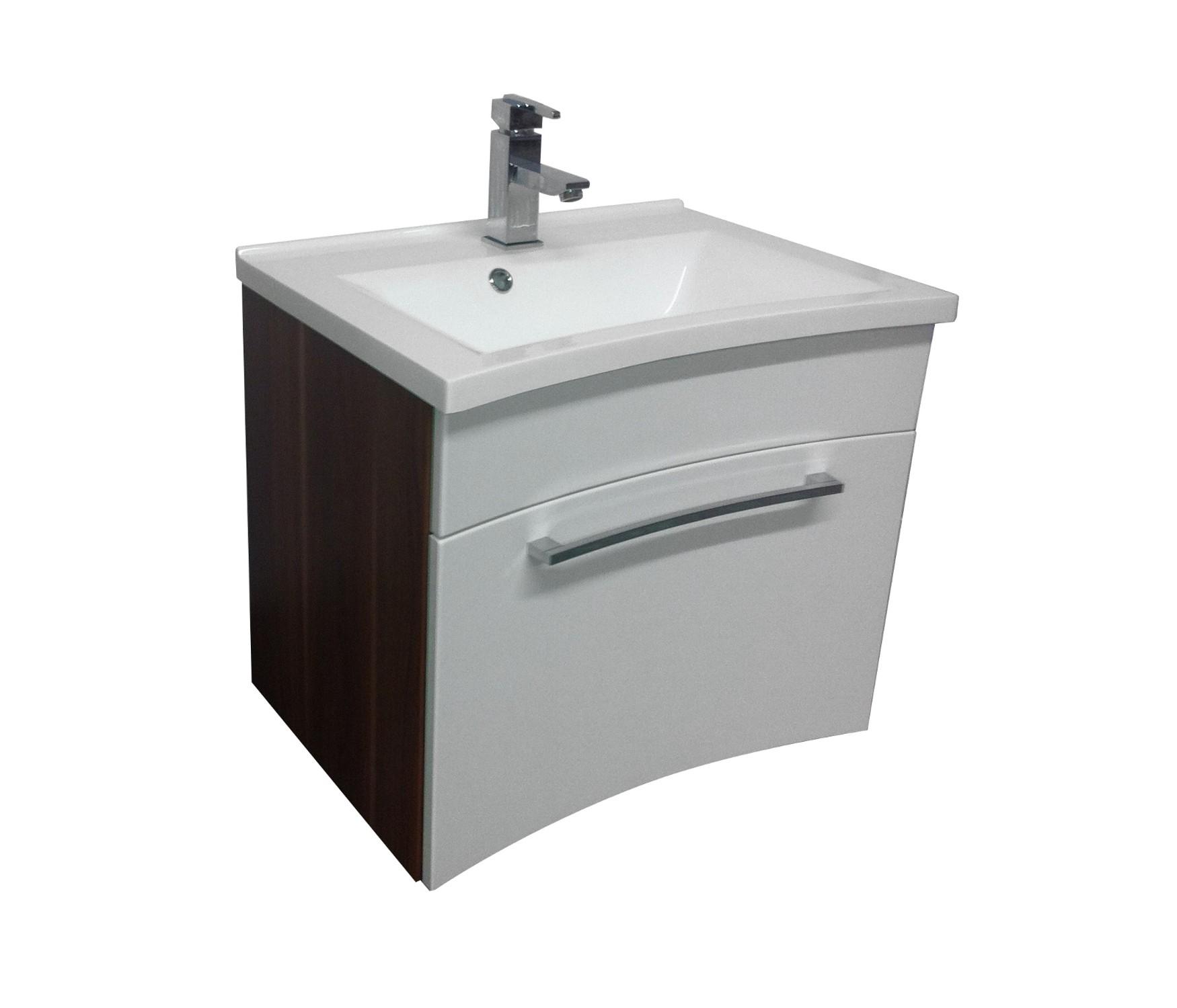 badm bel set laonda mit spiegelschrank 4 teilig 60 cm breit wei bad badm belsets. Black Bedroom Furniture Sets. Home Design Ideas