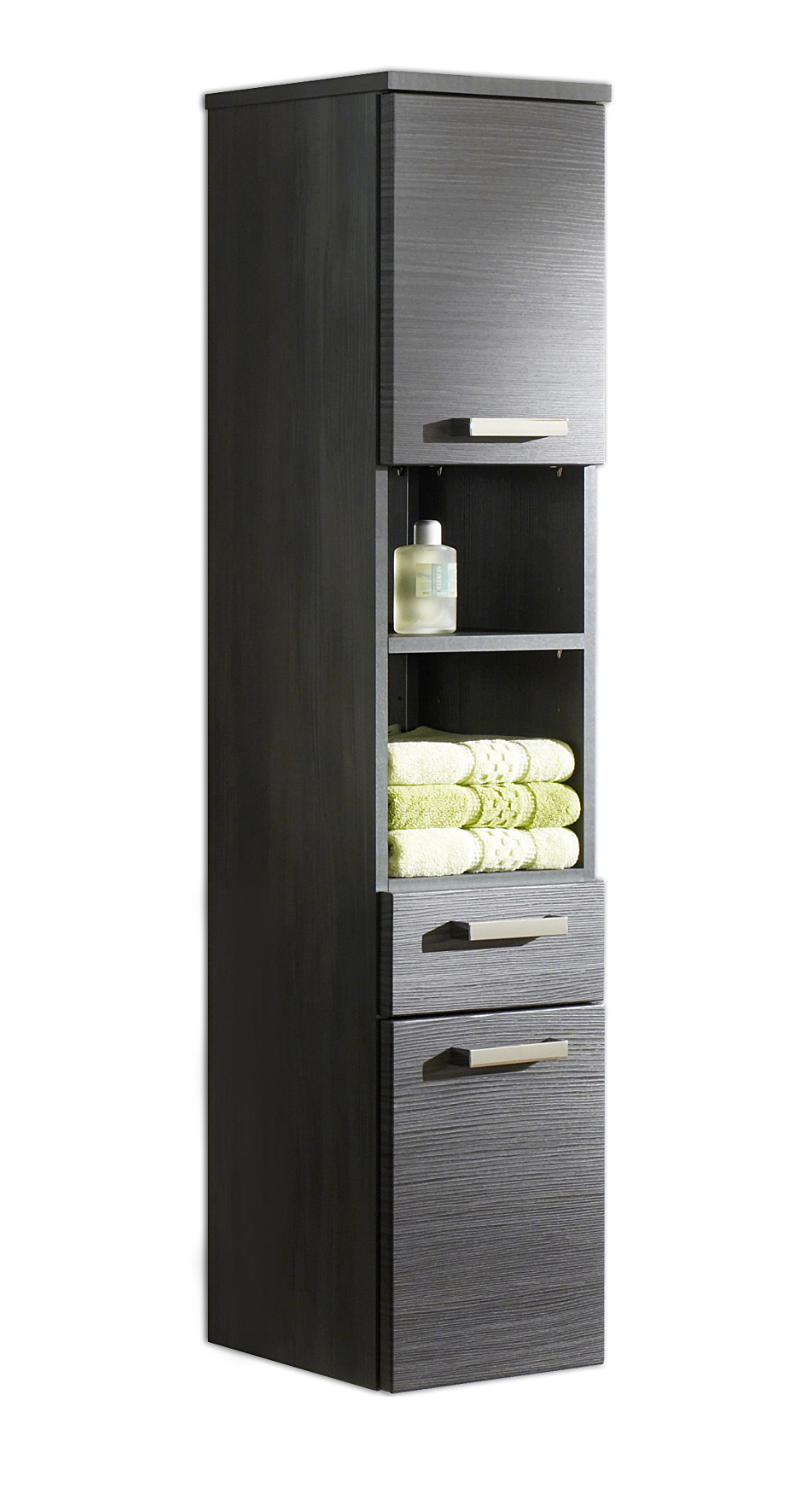 badm bel set marano mit spiegelschrank 5 teilig 90 cm breit grau bad badm belsets. Black Bedroom Furniture Sets. Home Design Ideas
