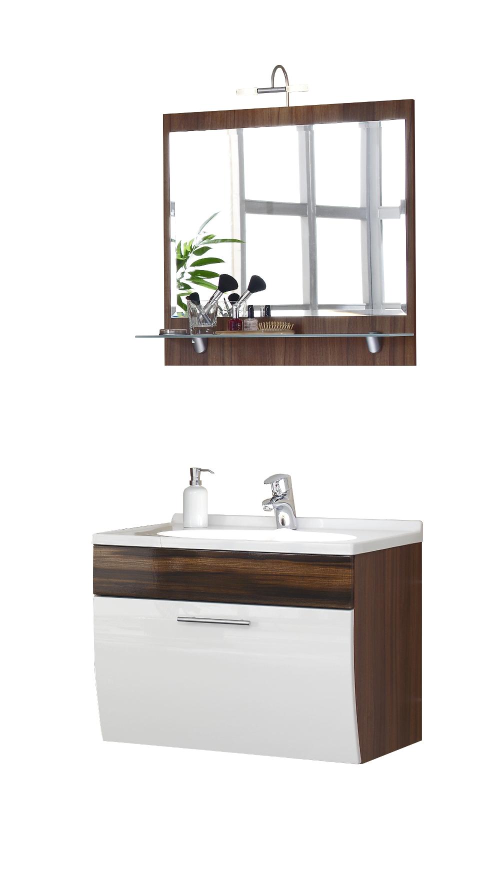 badm bel set salona mit spiegel 4 teilig 70 cm breit