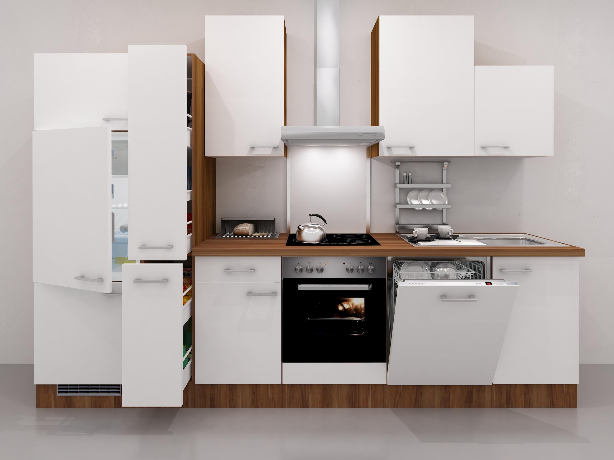 k chen apothekerschrank cosmo 2 front ausz ge 5 k rbe perlmutt wei k che k chen. Black Bedroom Furniture Sets. Home Design Ideas