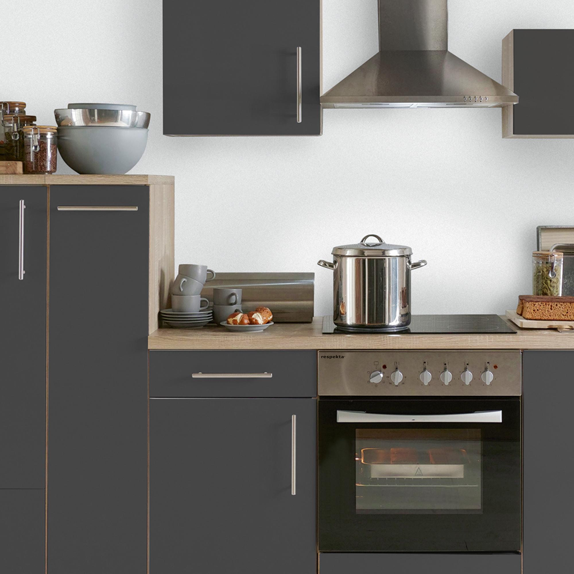 k chenzeile stockholm k che mit e ger ten breite 300. Black Bedroom Furniture Sets. Home Design Ideas