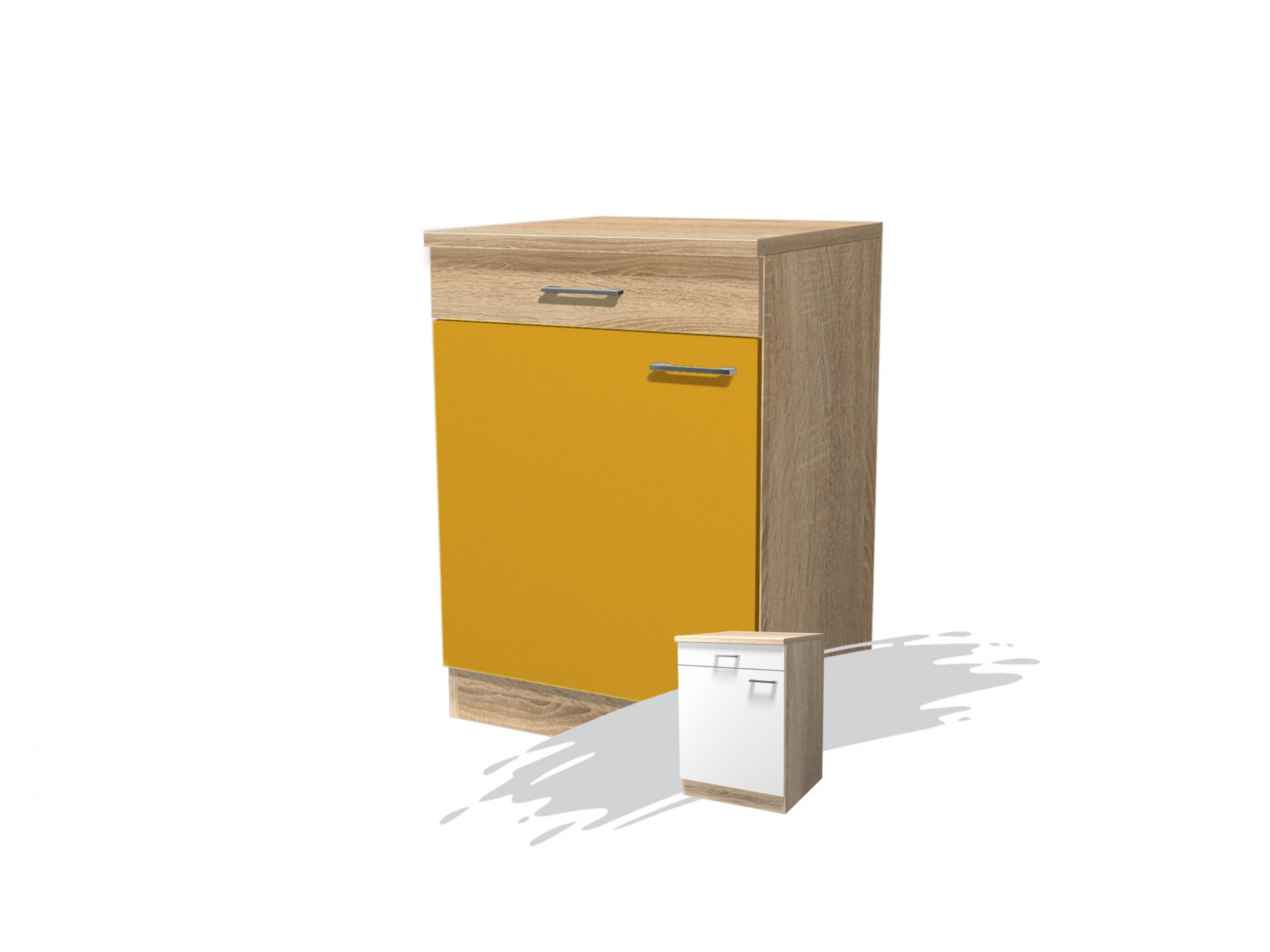 kuchenunterschrank 60cm. Black Bedroom Furniture Sets. Home Design Ideas