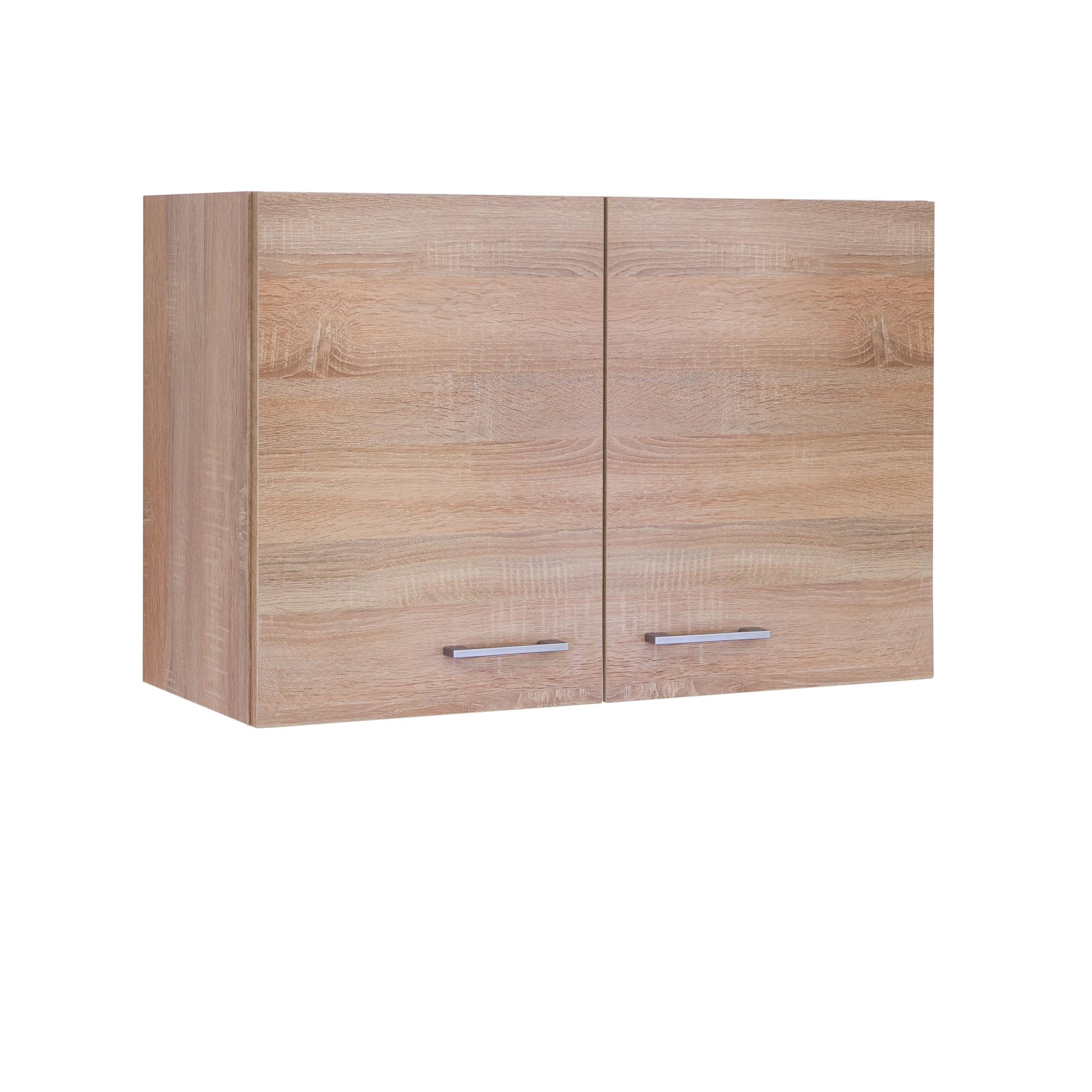 k chen h ngeschrank rom 2 t rig 80 cm breit eiche sonoma k che h ngeschr nke. Black Bedroom Furniture Sets. Home Design Ideas