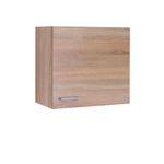 Küchen-Hängeschrank ROM - 1-türig - 60 cm breit - Eiche Sonoma